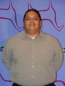 Nez Perce Executive Committee Chair McCoy Oatman