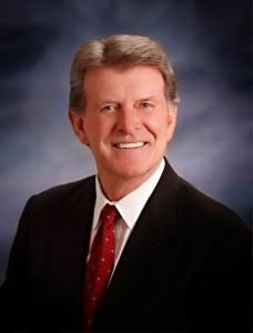 Idaho Governor C. L. 'Butch' Otter