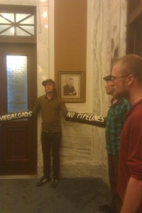Lockdown At Montana Governors Office
