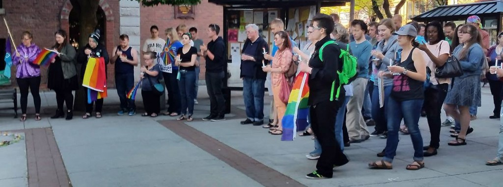 Orlando Vigil - Moscow, Idaho 6-12-16