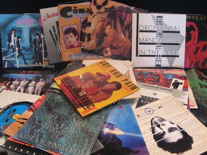 Analog Audio! Albums and more!